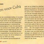 11.04.Klussen voor Cuba